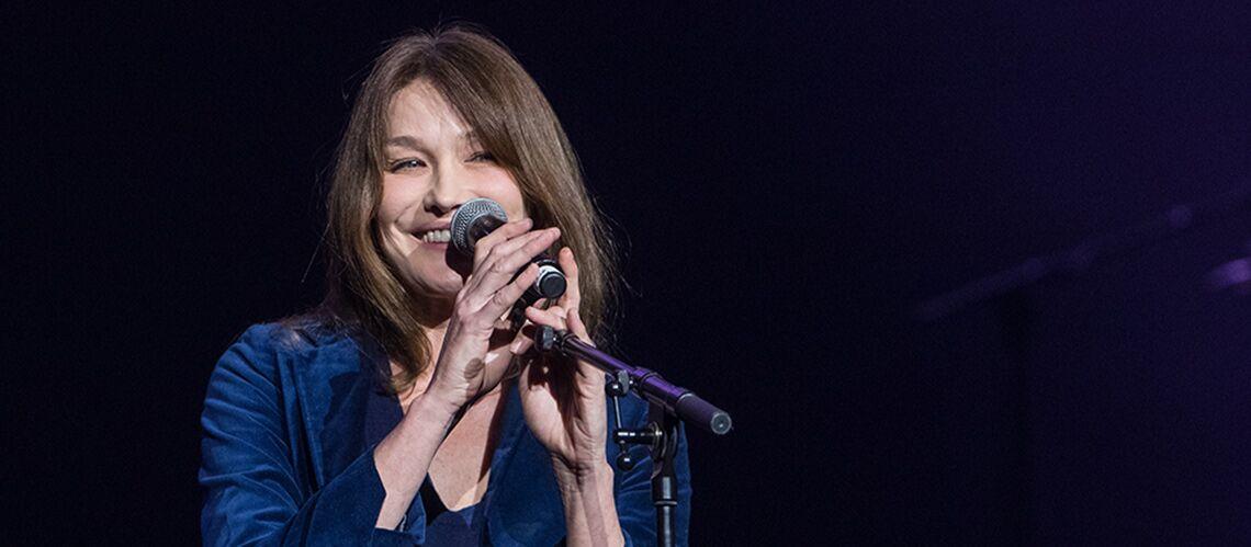 Carla Bruni jamais mariée avant de rencontrer Nicolas Sarkozy: la chanteuse a craqué sur son côté féminin