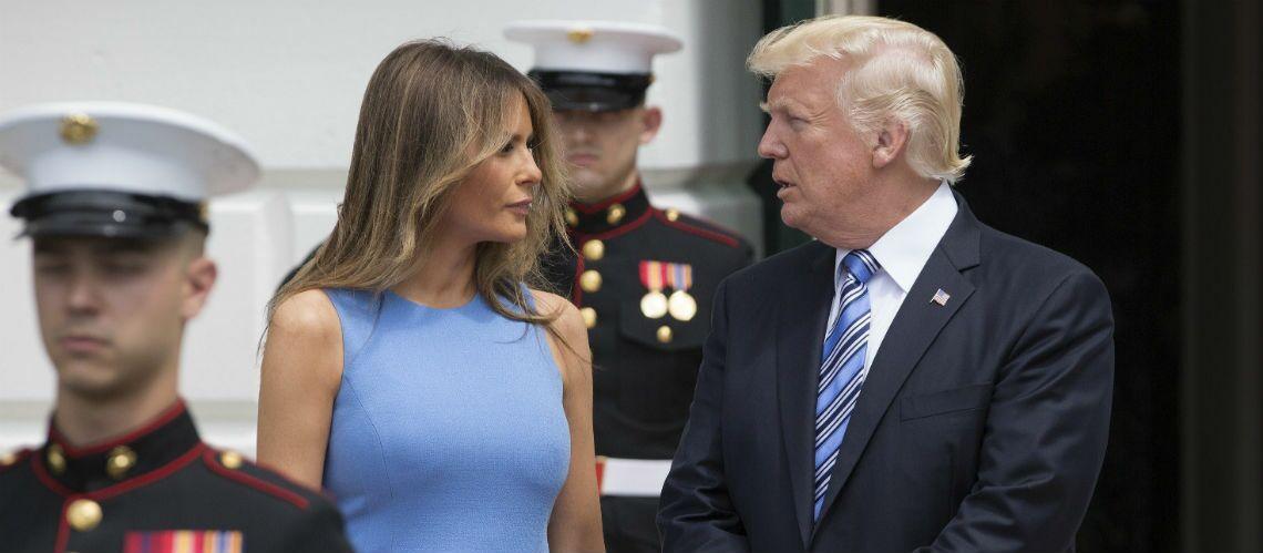Melania Trump moins dépensière que Michèle Obama?