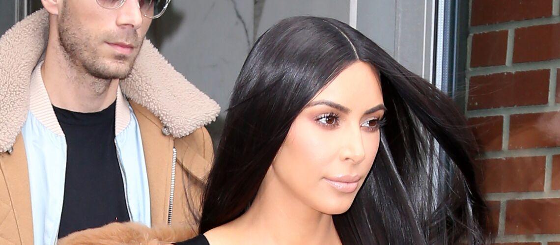 Kim Kardashian raconte s'être mentalement préparée au viol durant son braquage