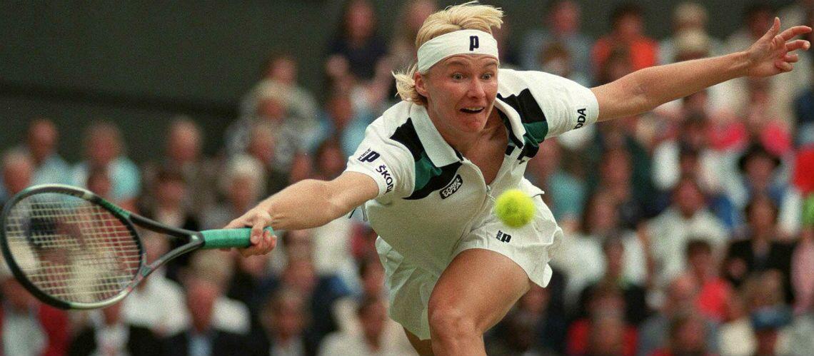 L'ancienne joueuse de tennis Jana Novotna est décédée à 49 ans