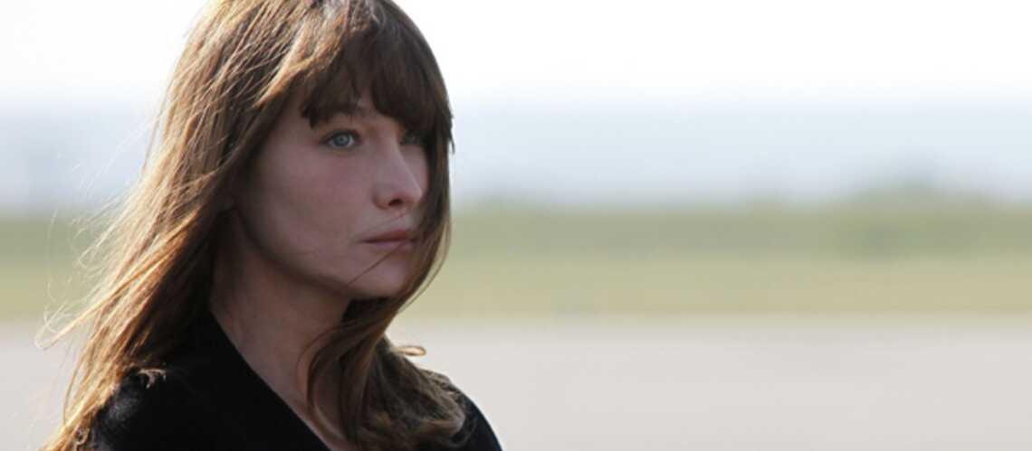 Carla Bruni-Sarkozy exprime son soutien à une maman israélienne