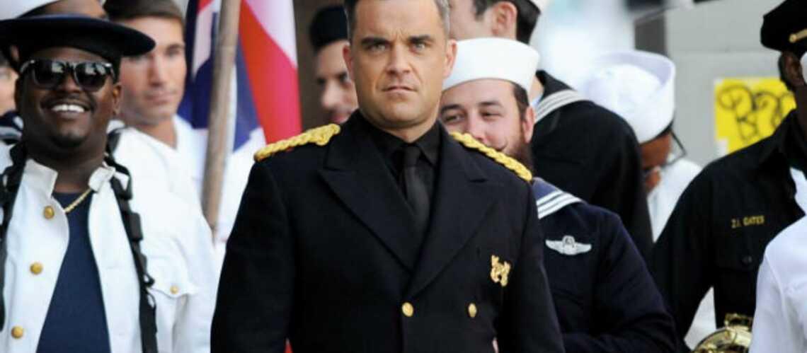 Robbie Williams perd sa marque de vêtements