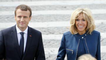 EXCLU – Emmanuel Macron de retour du sommet à Bruxelles… pour fêter son anniversaire de mariage