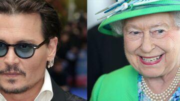 Johnny Depp, Michael Douglas et la Queen Elisabeth II: devinez ce qu'ils ont en commun