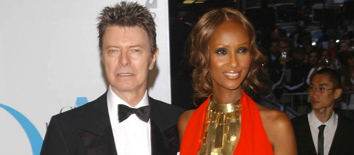 PHOTO – Iman, la veuve de David Bowie, publie une rare photo de leur fille Lexi pour son anni­ver­saire