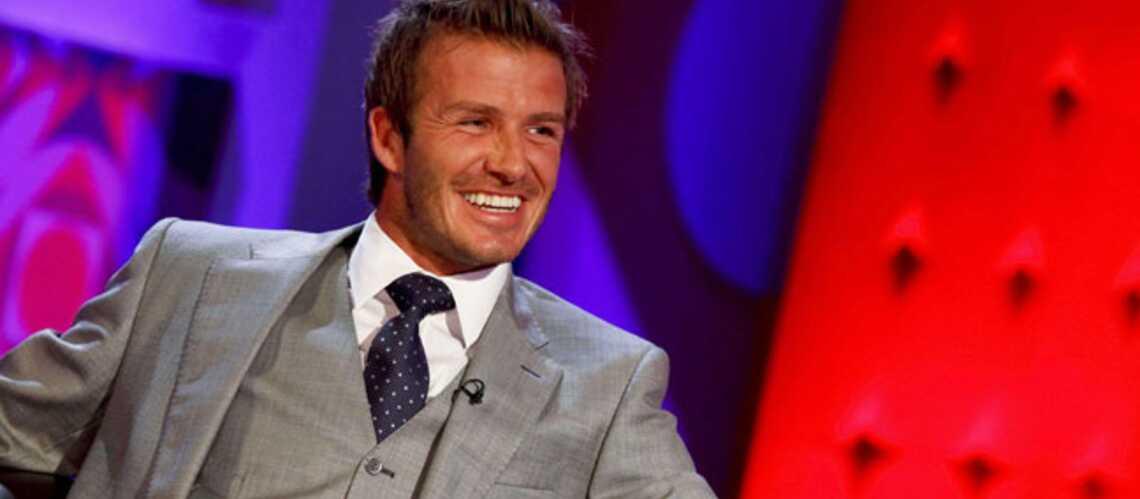 David Beckham au PSG: c'est dans la poche