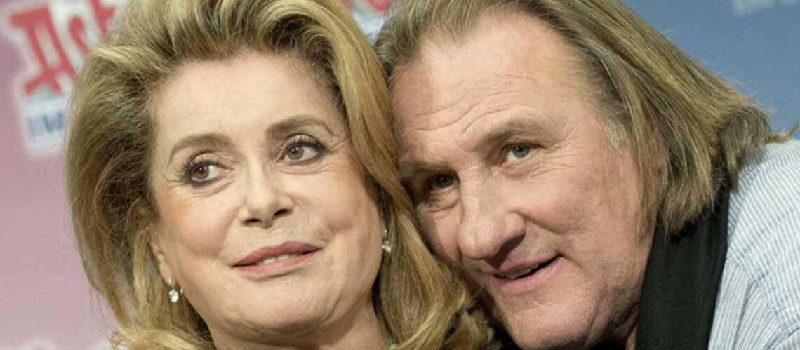 Catherine Deneuve défend Gérard Depardieu