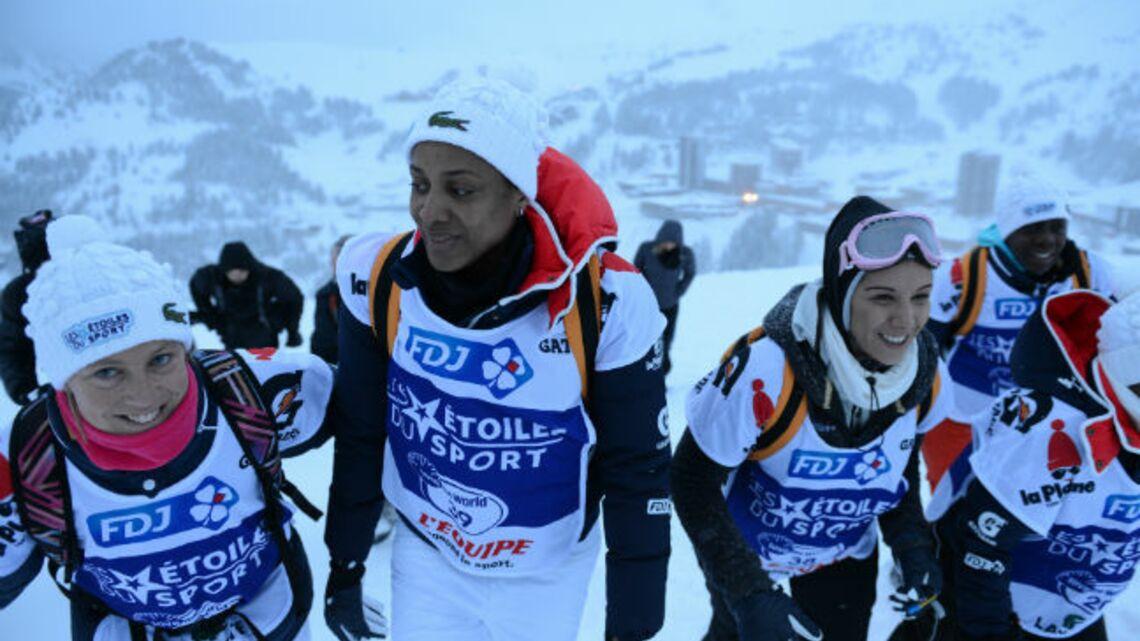 Vidéo- Marie-Jo Pérec, retour au sommet