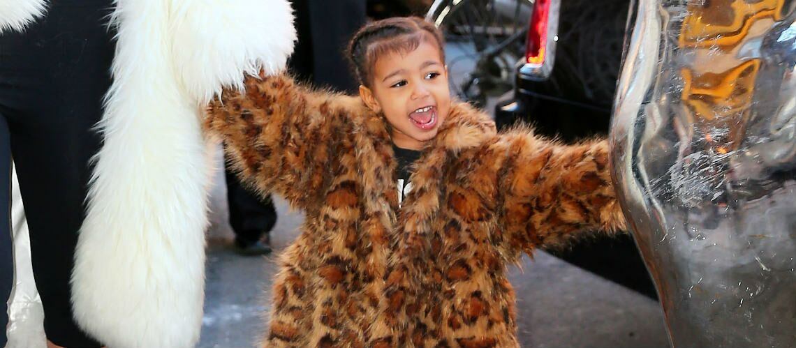 PHOTOS – Les enfants de stars les plus fashion victimes de l'an­née