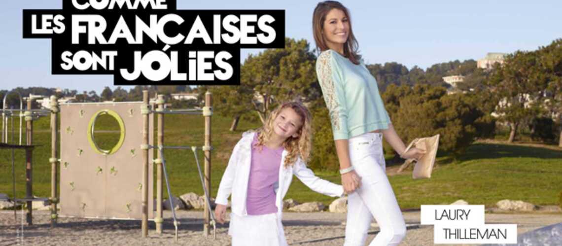Vidéo – Laury Thilleman, Cindy Fabre: les miss prennent la pose pour La Halle