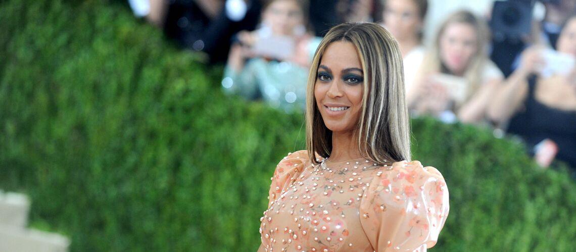 Beyoncé peut compter sur l'aide de Blue Ivy pour s'occuper de ses jumeaux