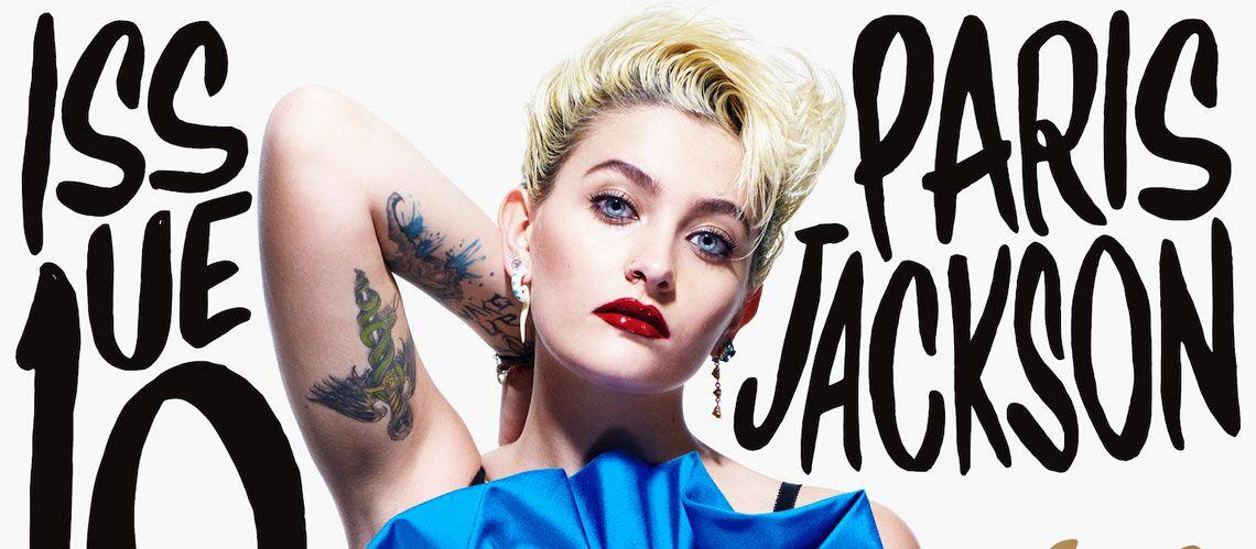 PHOTO – Paris Jackson: séductrice et glamour en couverture d'un magazine de mode