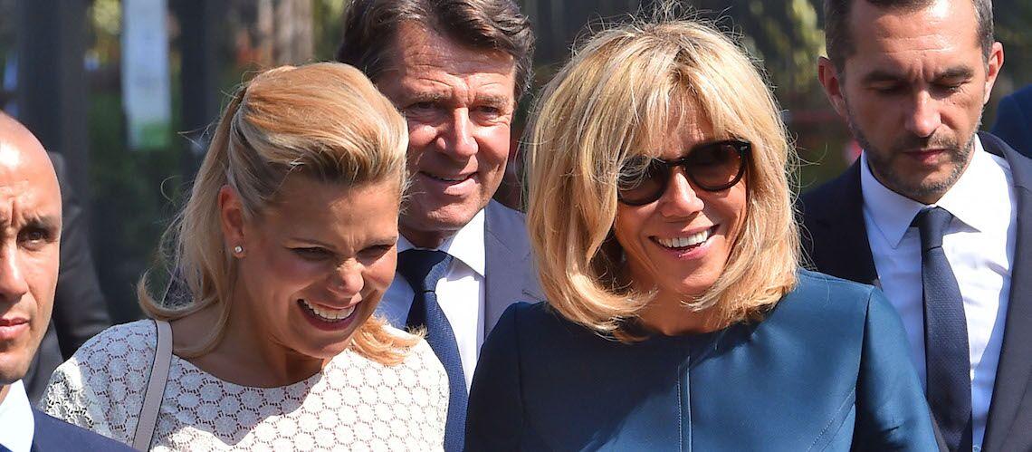 Laura Tenoudji sous le charme du couple Macron: l'épouse de Christian Estrosi conquise