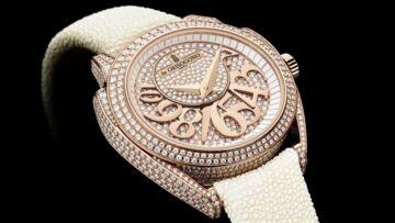 de GRISOGONO présente sa nouveauté horlogère: la montre Eccentrica