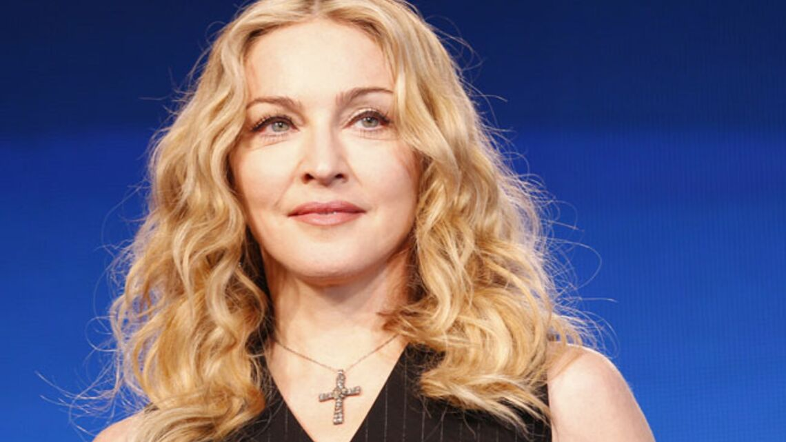 Le nouveau Madonna, c'est pour aujourd'hui
