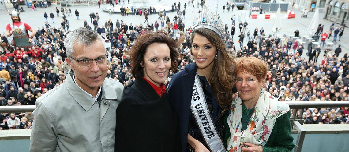 Iris Mittenaere: Ses parents ne se parlaient plus, grâce à sa couronne de Miss Univers ils sont réconciliés