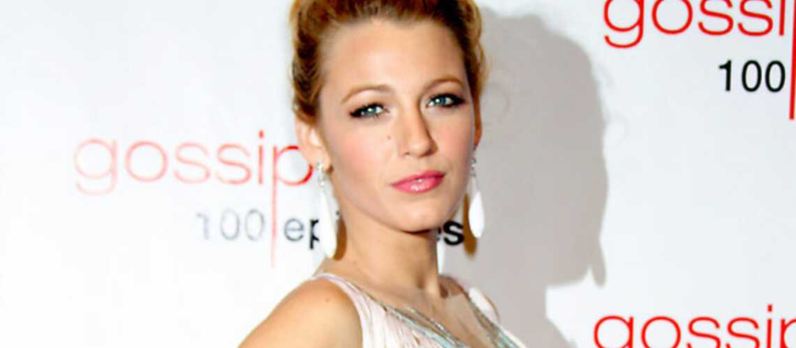 Photos- Blake Lively fête le 100e épisode de Gossip Girl