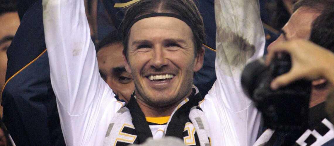 David Beckham remporte son dernier pari.. avant de signer à Paris?