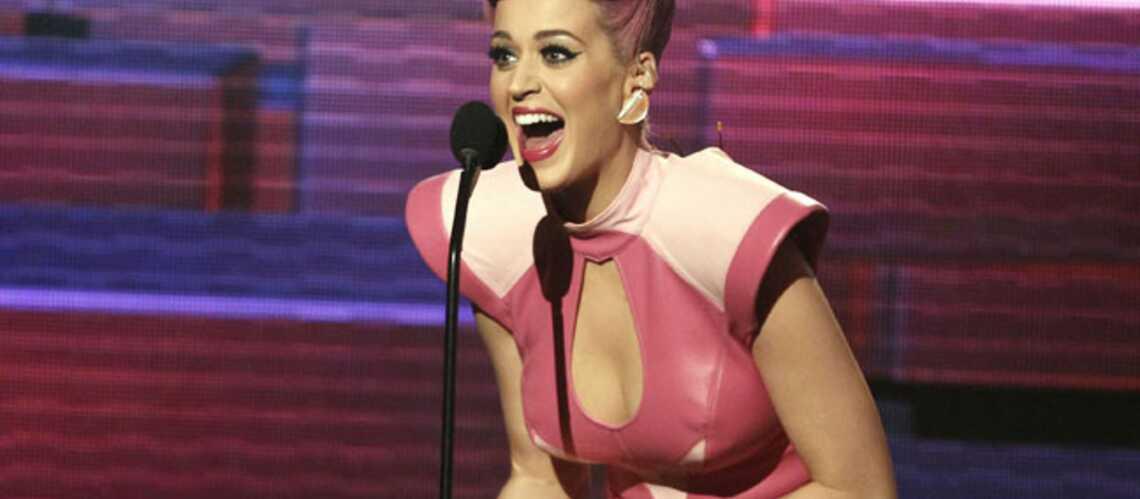 Katy Perry: pas pressée d'avoir un enfant avec Russell Brand