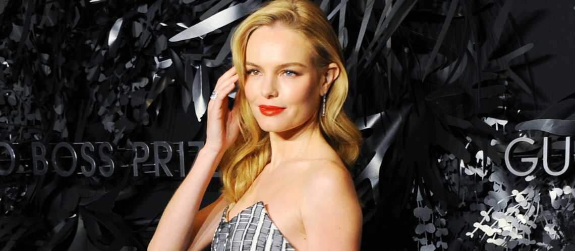 Gala By Night : Kate Bosworth illu­mine le Hugo Boss Prize 2014