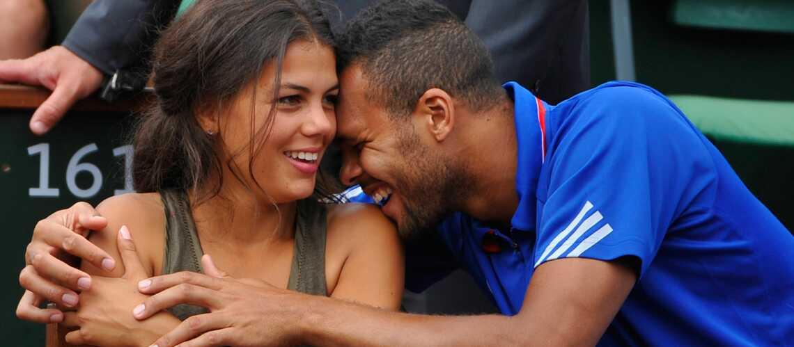 Noura, Nolwenn: les supportrices de charme de l'équipe de France de Coupe Davis