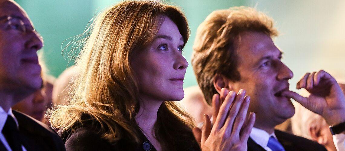Carla Bruni: son tendre message à Nicolas Sarkozy après sa défaite