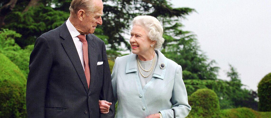 PHOTOS – Elisabeth II et Philip d'Edimbourg, 69 ans de mariage tout en tendresse