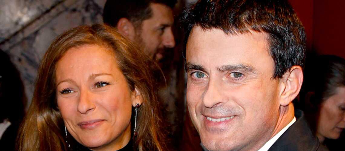 Manuel Valls quitte le PS, mais peut toujours compter sur le soutien de son épouse Anne Gravoin