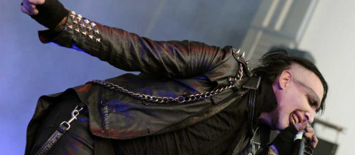 Marilyn Manson, guest dans la série Once upon a time
