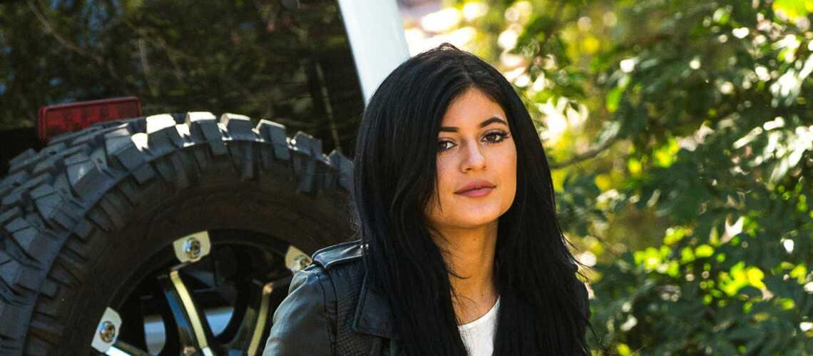Kylie Jenner à Paris: pour l'amour de Tyga?