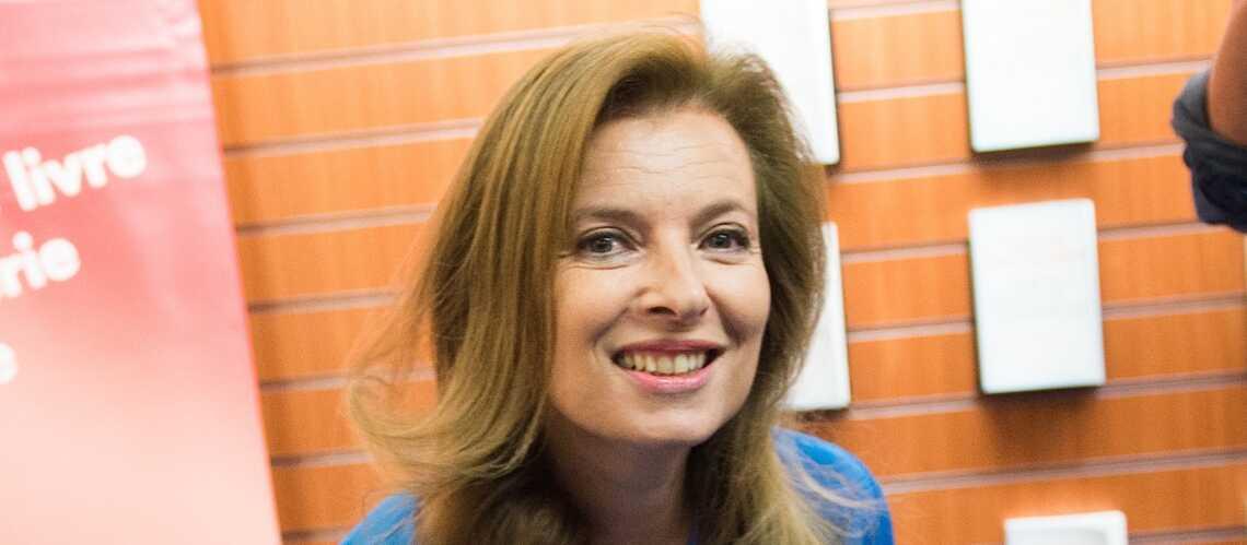 Valérie Trierweiler fait son retour cathodique sur la BBC