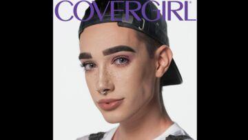 Pour la première fois, CoverGirl choisit un homme comme égérie
