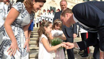 Prince William: Sans Kate mais avec le sourire à Malte