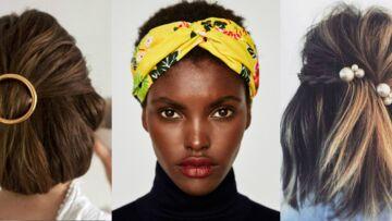 Coupe de cheveux: les accessoires coiffures à adopter
