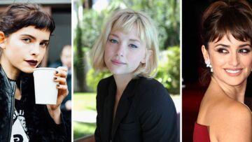 Coupe de cheveux: 30 façons de porter la frange courte