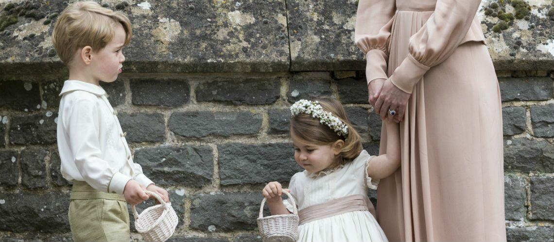 Le prince George et Charlotte inspirent les futurs parents