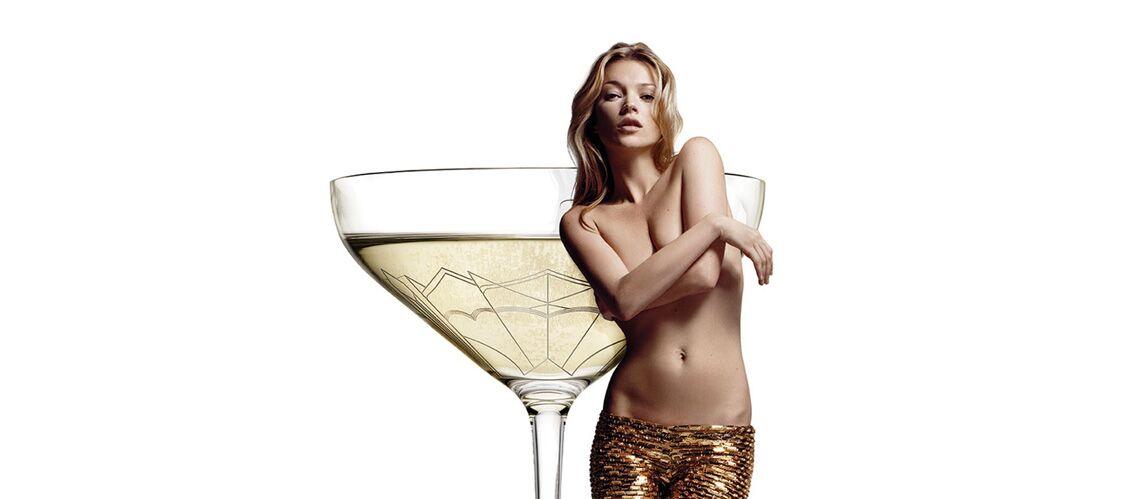 Une coupe à la Kate Moss