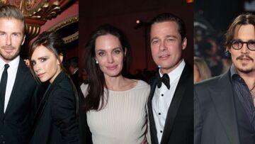 Beckham, Depp, Brangelina, les stars quittent la France