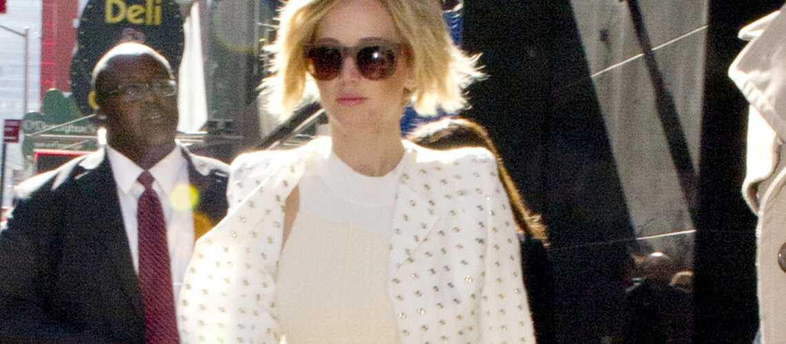 Coiffure de star: le bob déjanté de Jennifer Lawrence