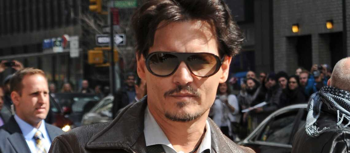 Johnny Depp: le flop de Transcendance!