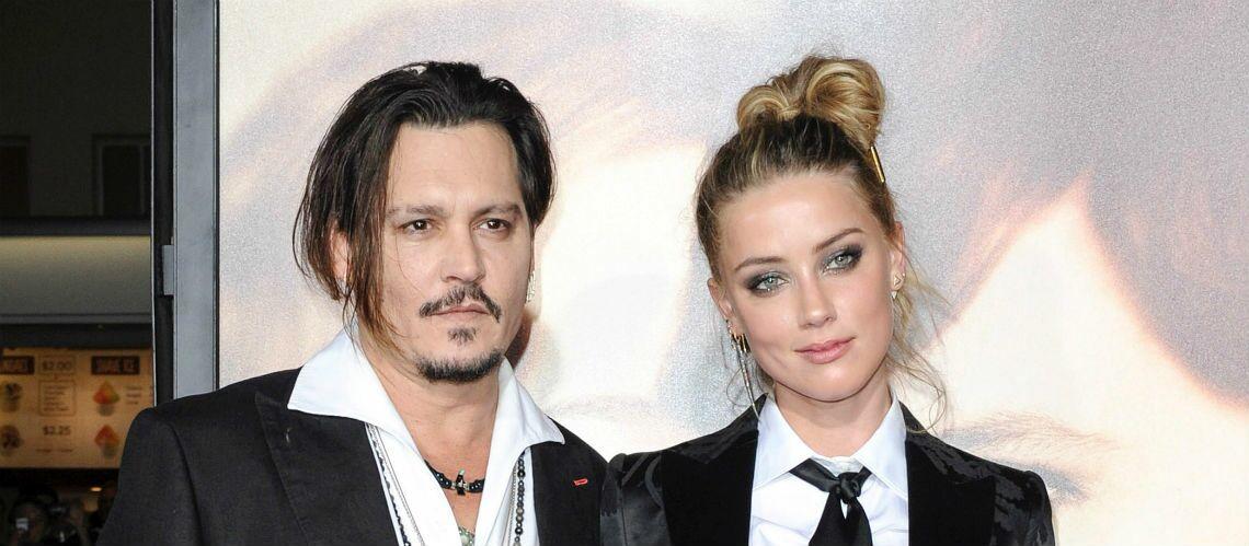 Johnny Depp attaque Amber Heard à qui il réclame 100 000 dollars