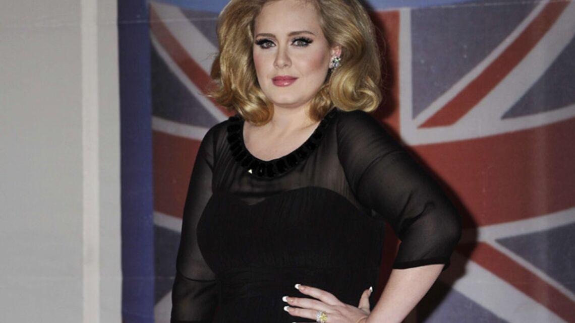Fallait pas énerver Adele…