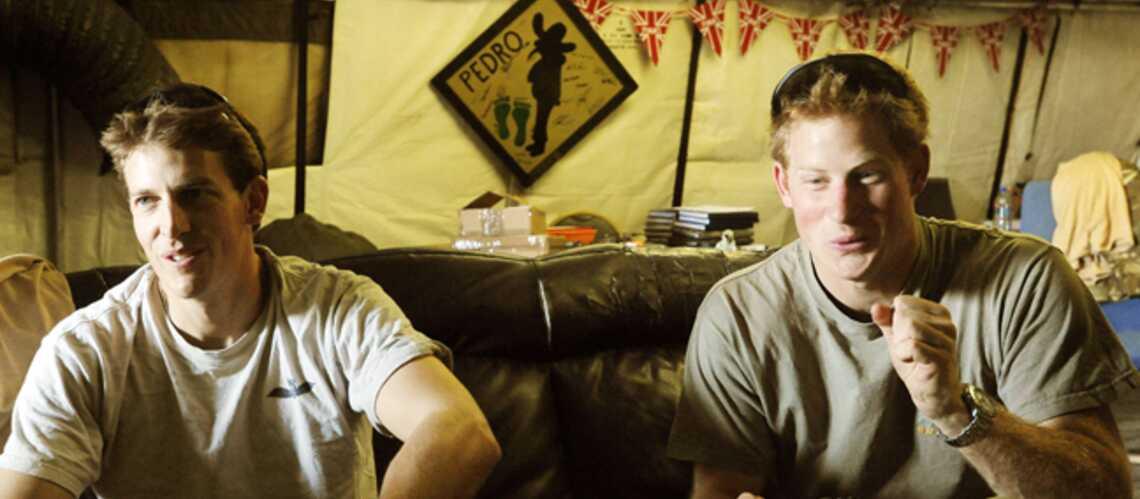 Vidéo- Le prince Harry raconte son Afghanistan
