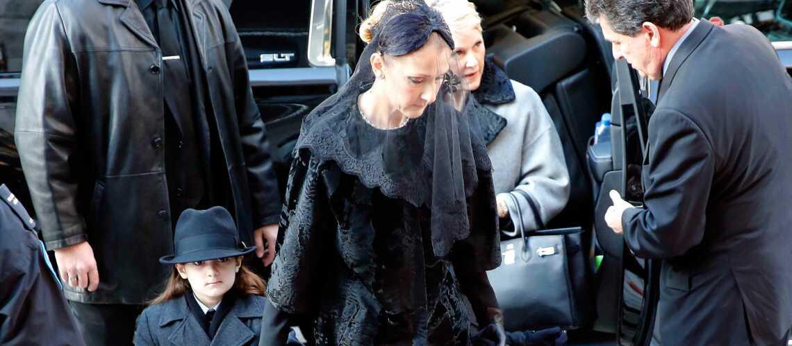 Céline Dion: Comment elle a annoncé la mort de René à ses jumeaux