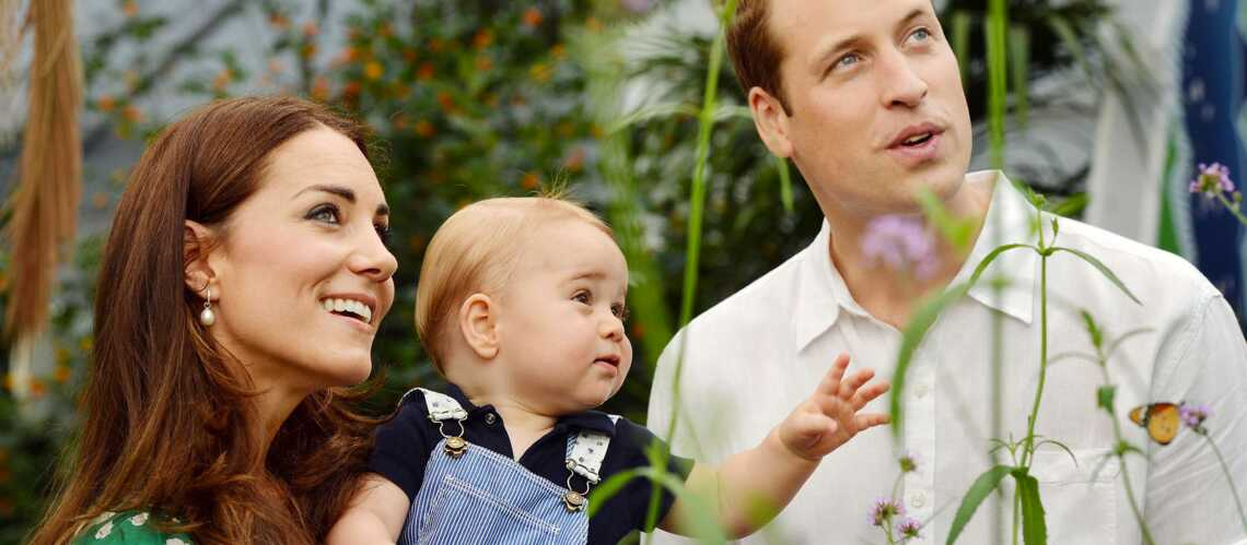 Kate et William: une nurse, ce serait royal