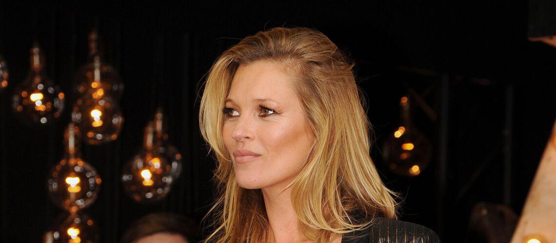 Kate Moss selon Kate Moss
