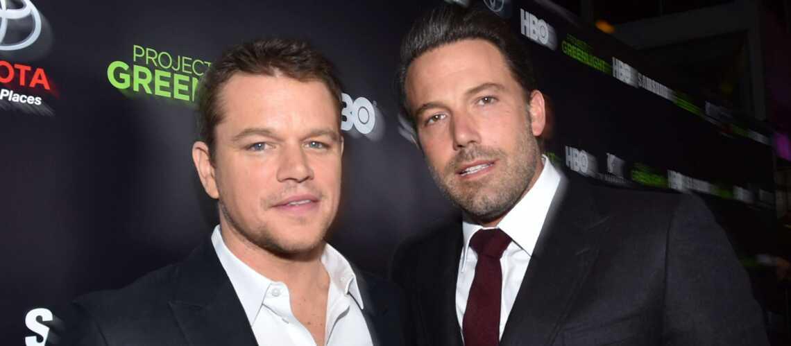 Matt Damon et Ben Affleck: pourquoi ils ne tournent plus ensemble