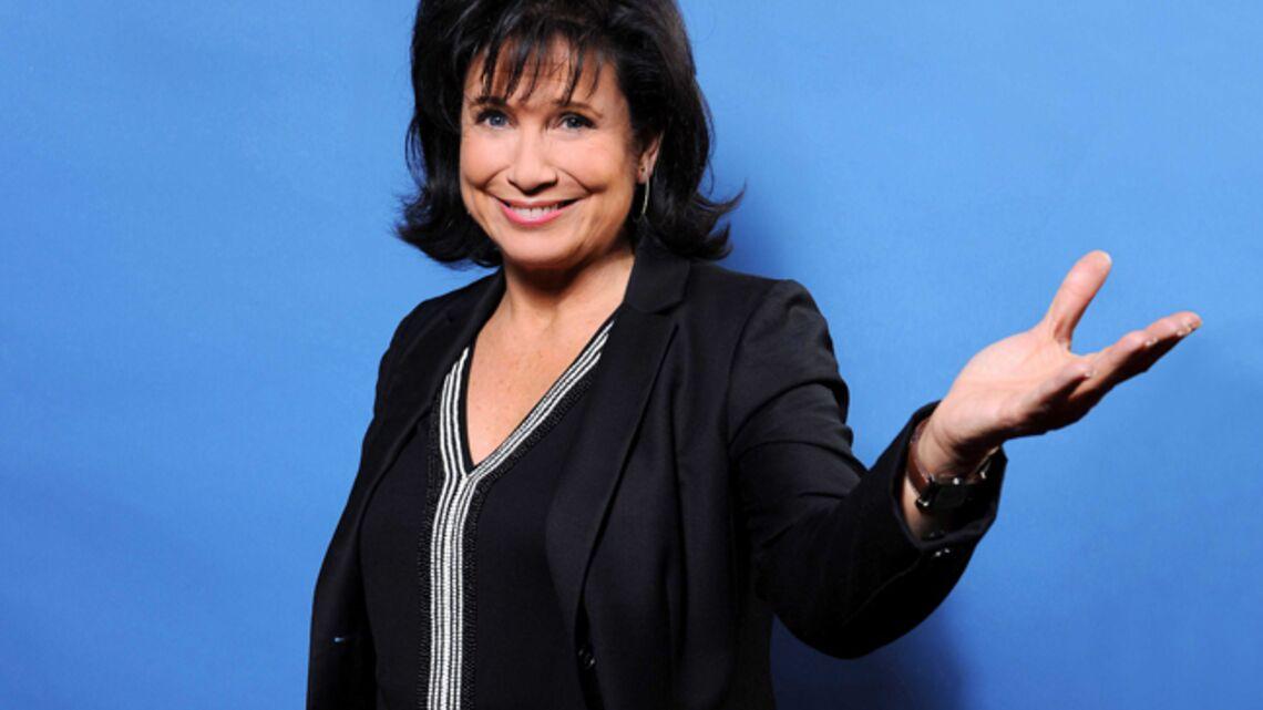 Anne Sinclair touchée par le soutien des téléspectateurs