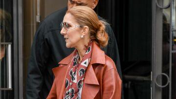 Céline Dion électrise le bitume