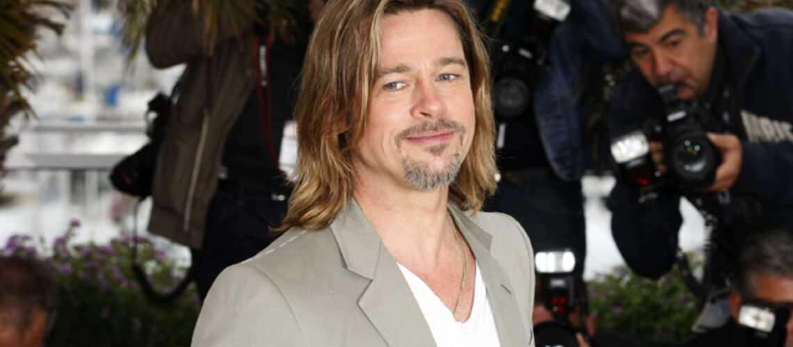 Brad Pitt n'a pas fixé la date de son mariage